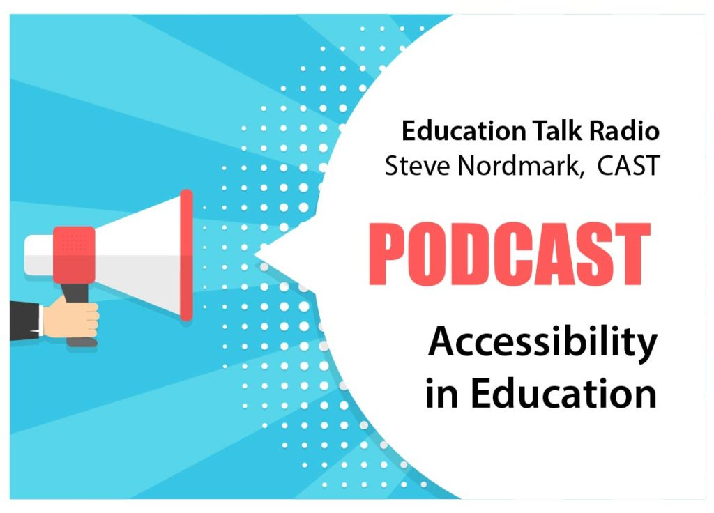 Listen Up: Accessibility in Education