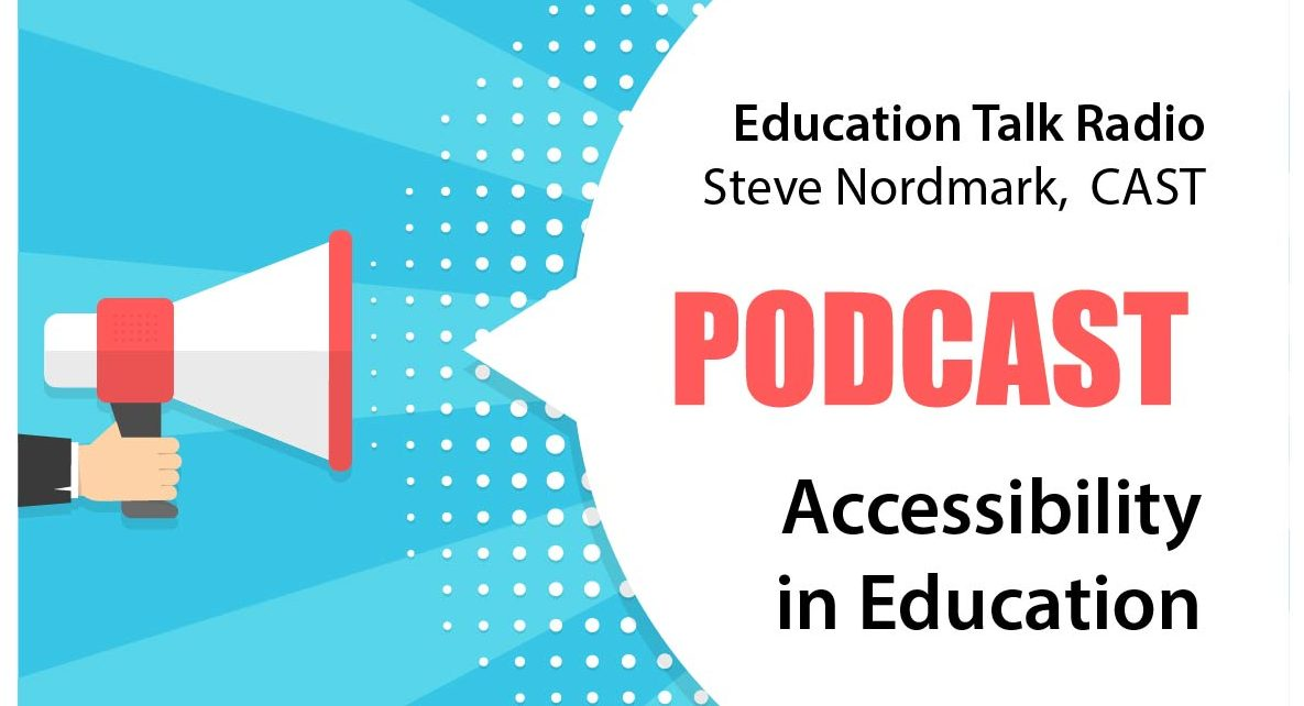 Accessibility in Education podcast