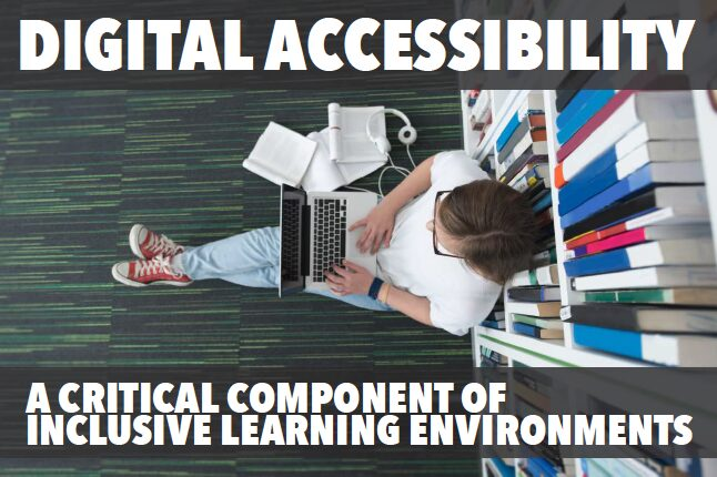 Getting Started With Digital Accessibility