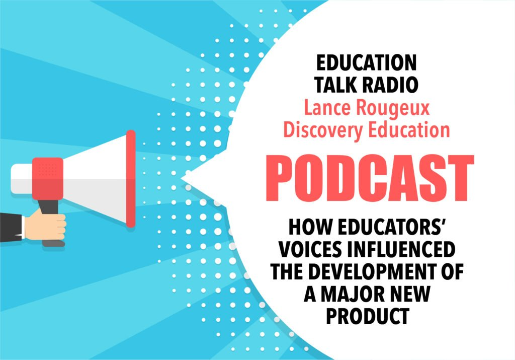 How the Voice of Educators Influenced the Development of a Major New Product