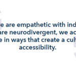 Creating an Accessible Postsecondary Culture: What Does it Really Mean and Why Should you Care?