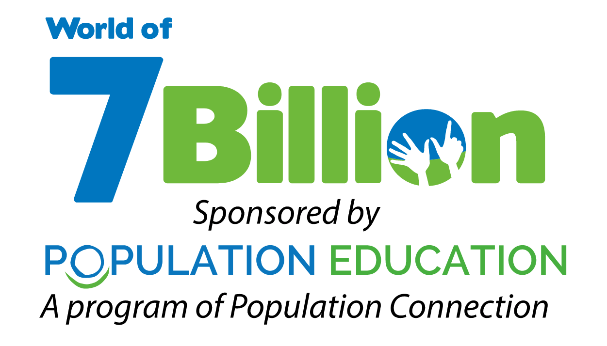 "Winners of ""World of 7 Billion"" International Student Video Contest Announced"