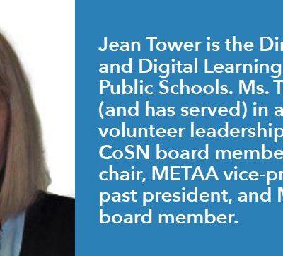 Jean Tower Bio