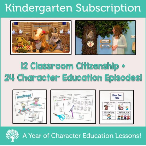 The Character Tree Expands Its Offering to Kindergarten