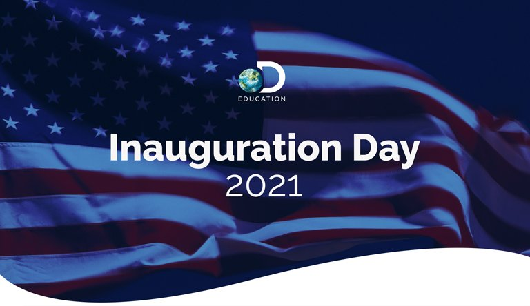 Discovery Inc. & Discovery Education Present Free Virtual Field Trip of Presidential Inauguration